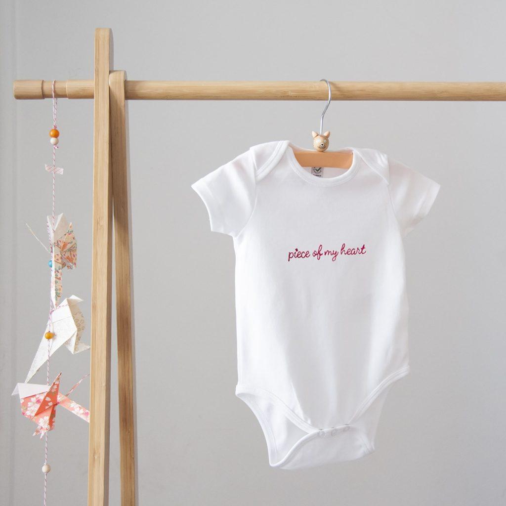 Body les petits raffineurs - liste de naissance bébé